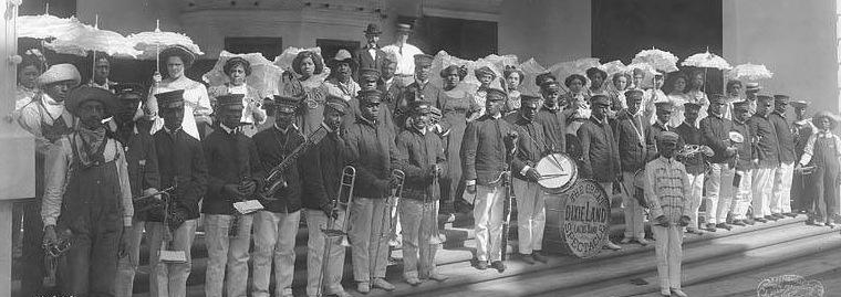 Dixieland jazz, 1909