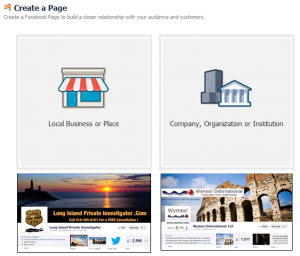 2 - company-page-versus-local-business-page-facebook