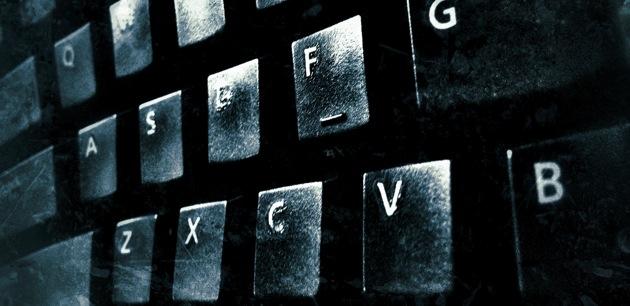 sinister keyboard
