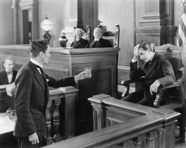 Courtroom Interrogation