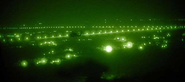 CJSOAC Night Air Ops in Iraq (photo: US Navy)