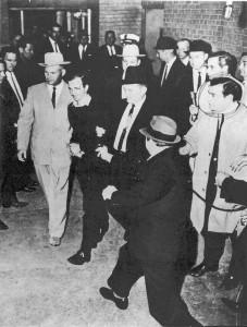 Jack Ruby kills Oswald