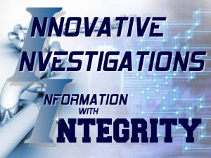 Innovative Investigations
