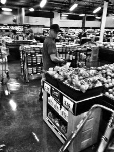 Cleanup in Aisle 2!