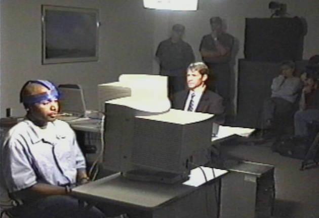 Terry Harrington, brain fingerprint test