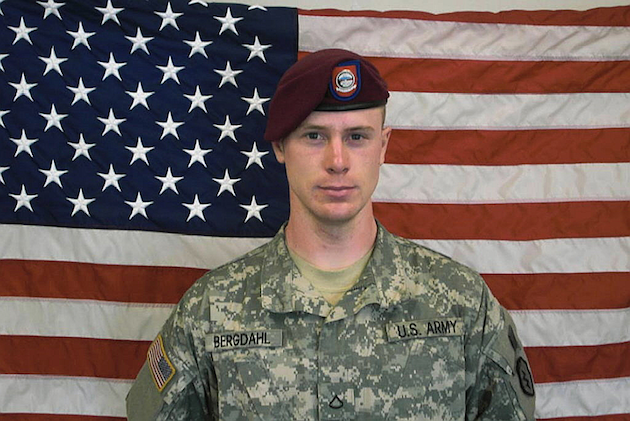 PFC Bowe Bergdahl — public domain image. U.S. Army