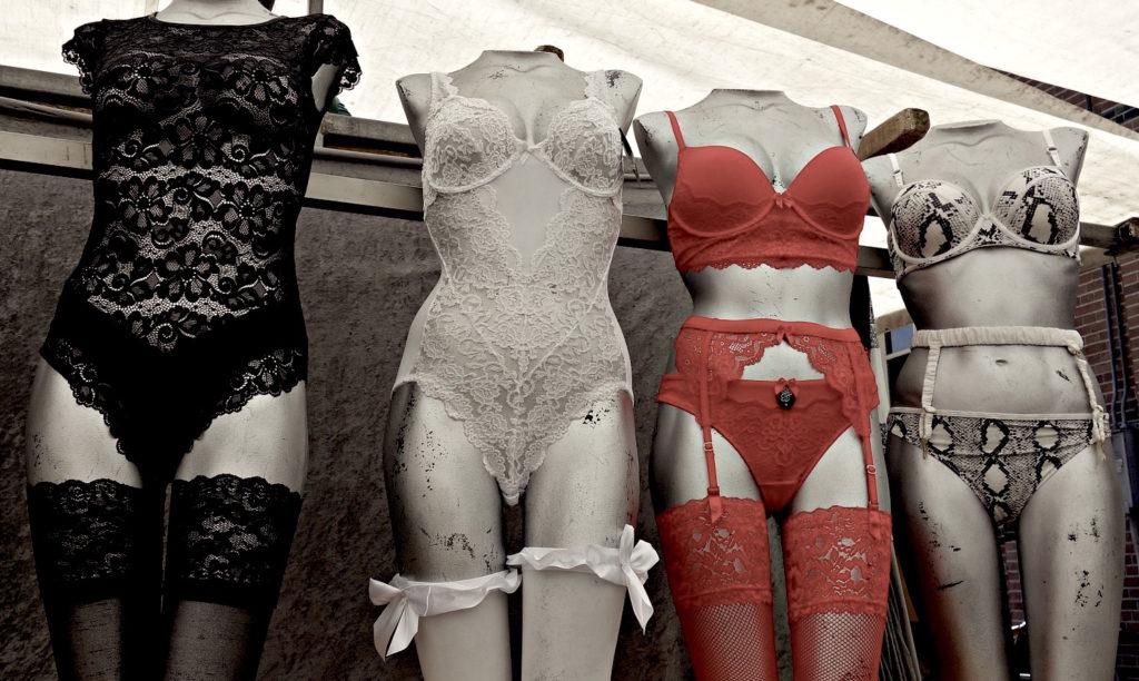 lingerie mannequins